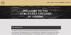 College of Coding